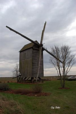 moulin à vent de Oucques