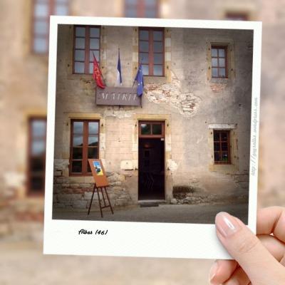 Mairie d'Albas (46)
