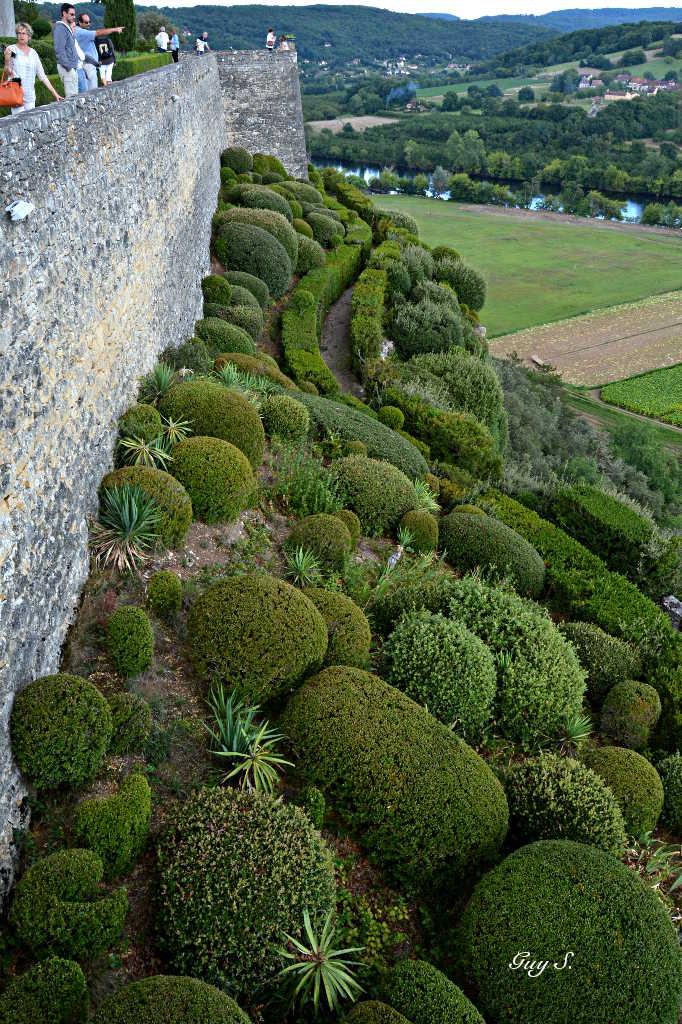Les jardins de marqueyssac guy salles - Jardins suspendus de marqueyssac ...