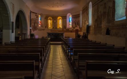 Église Saint Eutrope XIIIe
