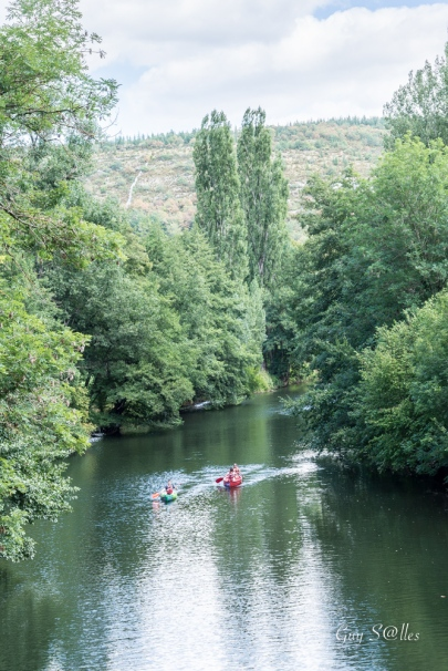 Rivière le Célé