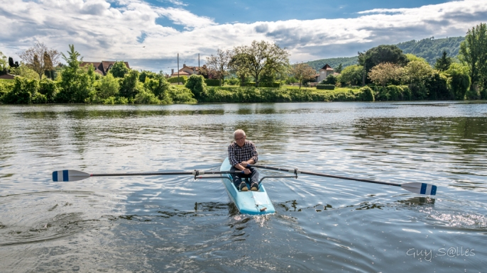 Initiation à l'aviron