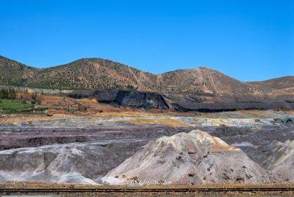 Les mines de Rio Tinto